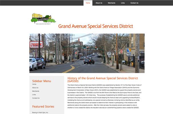 Grand Avenue Special Services District