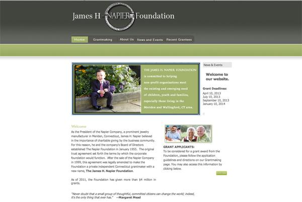 James H Napier Foundation